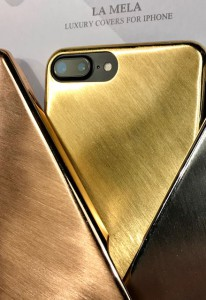 luxury iphone 8 plus gold plated