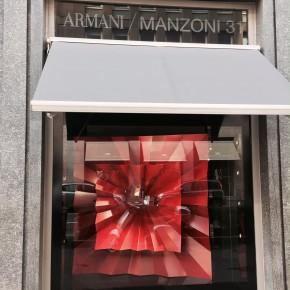 ARMANI LA MELA WINDOW 1