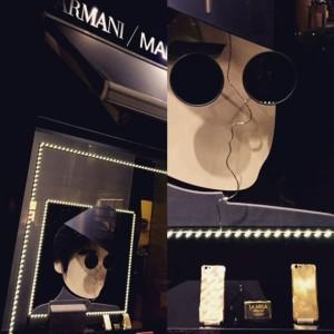 ARMANI LA MELA WINDOW