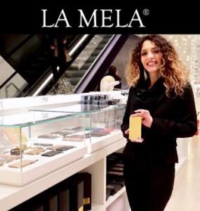 la mela in the world..